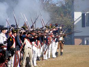Historic Camden, SC Revolutionary War Field Days