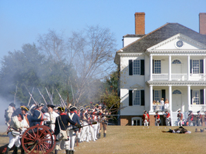 Revolutionary War Battle Historic Camden, SC